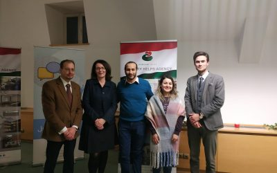Advent gathering of the German-Hungarian Youth Organization