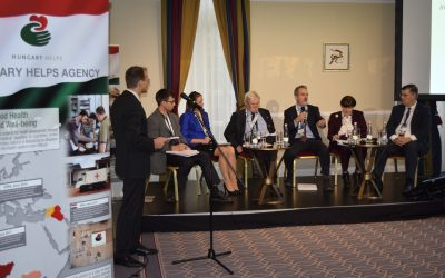 Side event of the Hungary Helps Agency: International Cooperation and the Role of Agencies in the Provision of Humanitarian Aid
