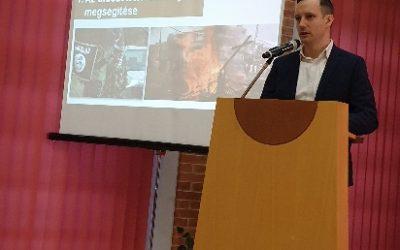 A Magyarországi Egyházak Ökumenikus Tanácsa előtt is bemutatkozott a Hungary Helps Program