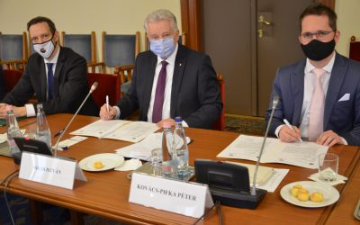 The Hungary Helps Agency and the Africa Knowledge Center have signed a cooperation statement