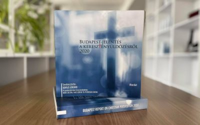 The Budapest Report on Christian Persecution 2020 is available now