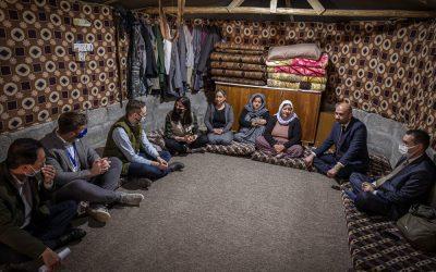 State Secretary Tristan Azbej to Support Yazidi Community at International Forum