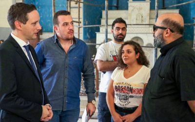 A helyben maradást támogatja Magyarország Libanonban is