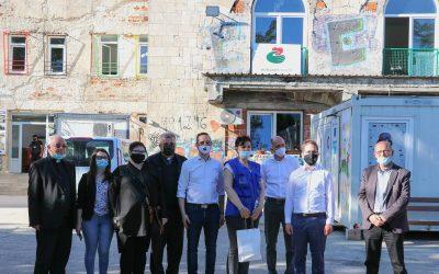 A migrációs nyomás mérséklését támogatja a Hungary Helps Program Boszniában