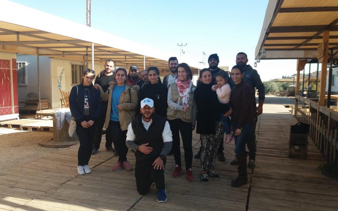 A helyieknek és menekülteknek egyaránt segít a Hungary Helps Program Jordániában
