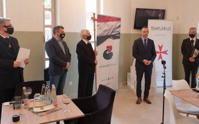 Együttműködik a Hungary Helps Programmal a Templárius Alapítvány és a Szent András Sörfőzde