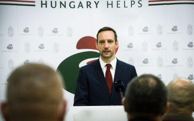 Azonnali gyorssegélyt biztosít a Hungary Helps Program Csehországnak